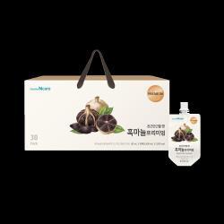 【韓味不二】Chunho Ncare黑蒜汁80ML*30入/盒