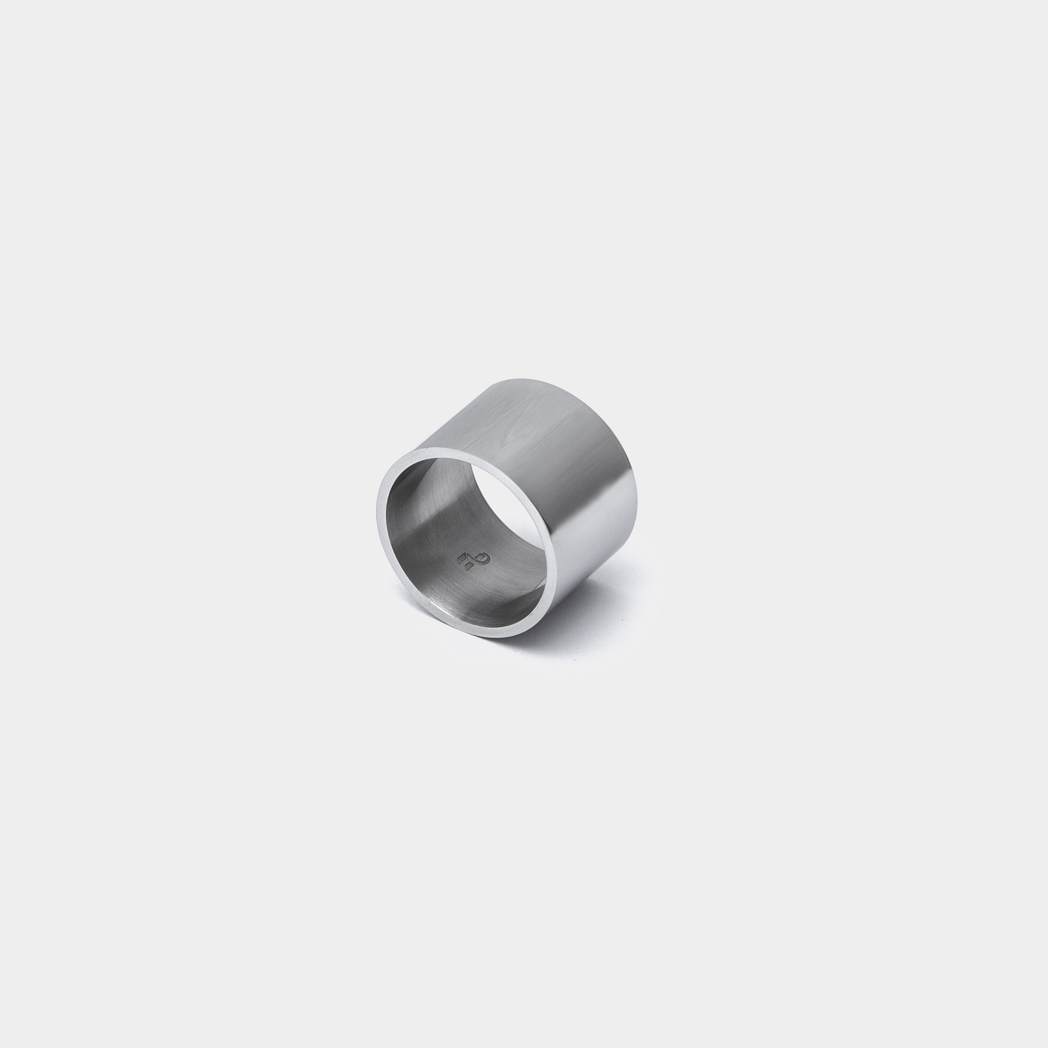 Recovery 17mm 素面基本戒指
