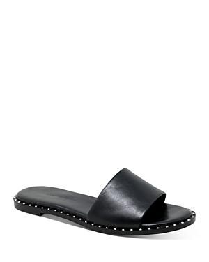 Charles David Women's Trunk Studded Slide Sandals