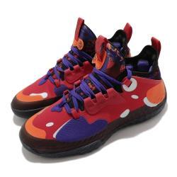adidas 籃球鞋 Harden Vol5 運動 男鞋 愛迪達 哈登 大鬍子 NBA球星 黑 彩 G55811 [ACS 跨運動]