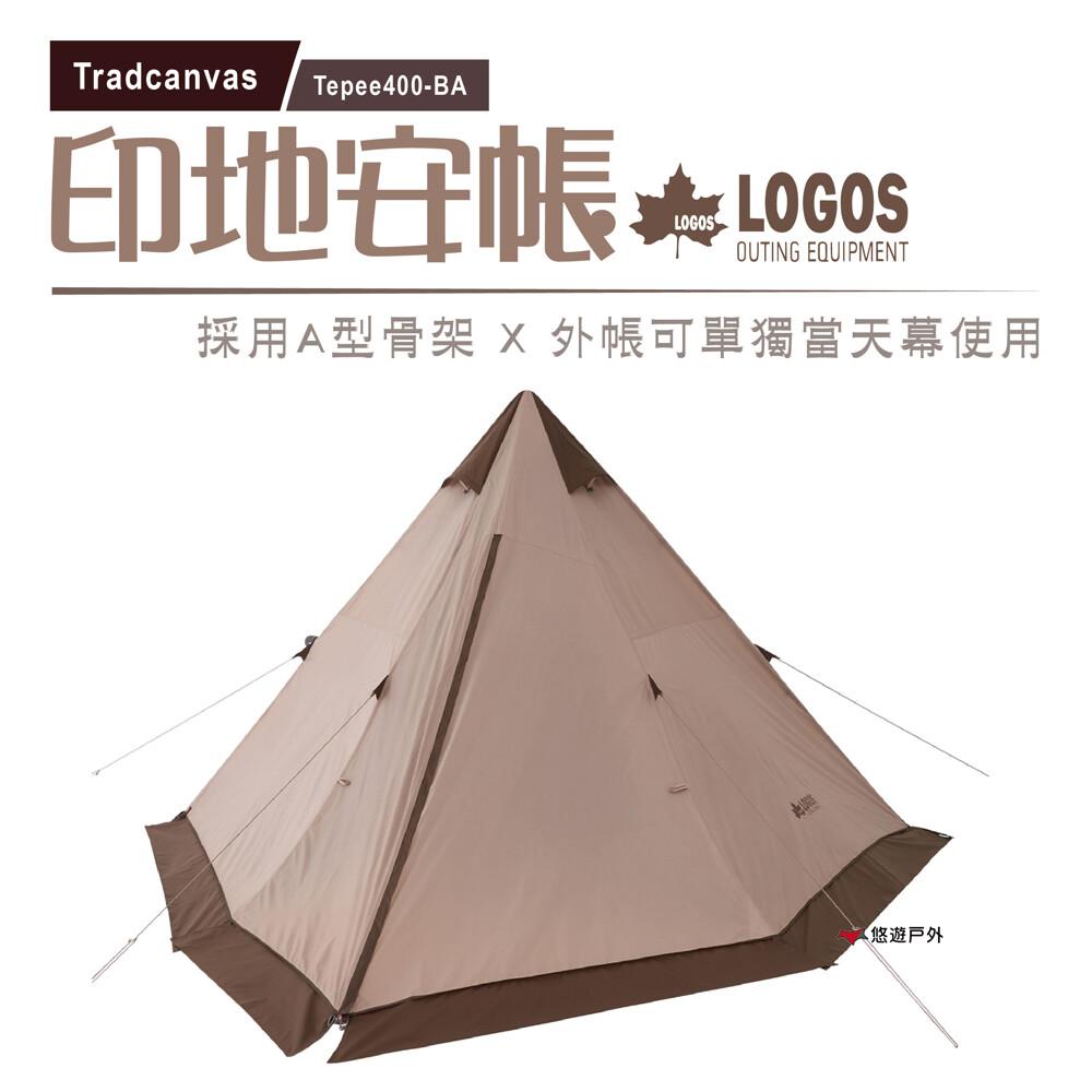 日本logostradcanvas印地安帳tepee400-ba lg71805573