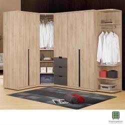 Hampton 漢汀堡  加德納8.4尺組合衣櫥