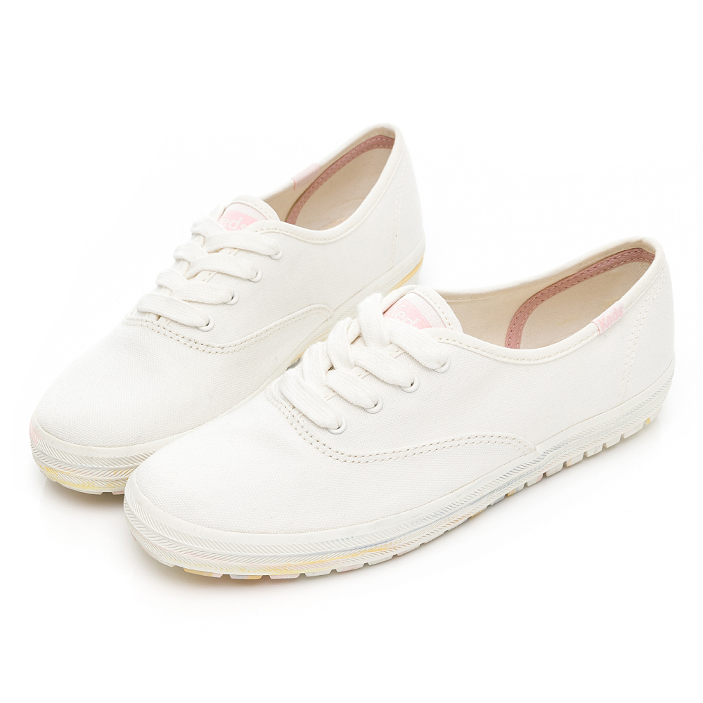 CHAMPION TRX 粉彩大理石有機棉休閒鞋