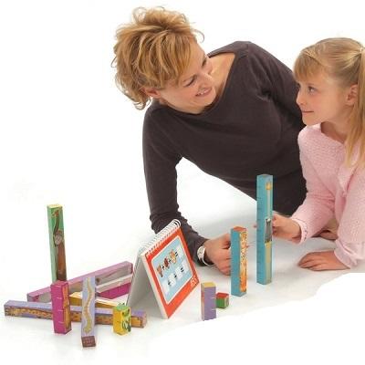 【美國 FatBrain】動物測量邏輯組 增加親子互動兒童發展玩具