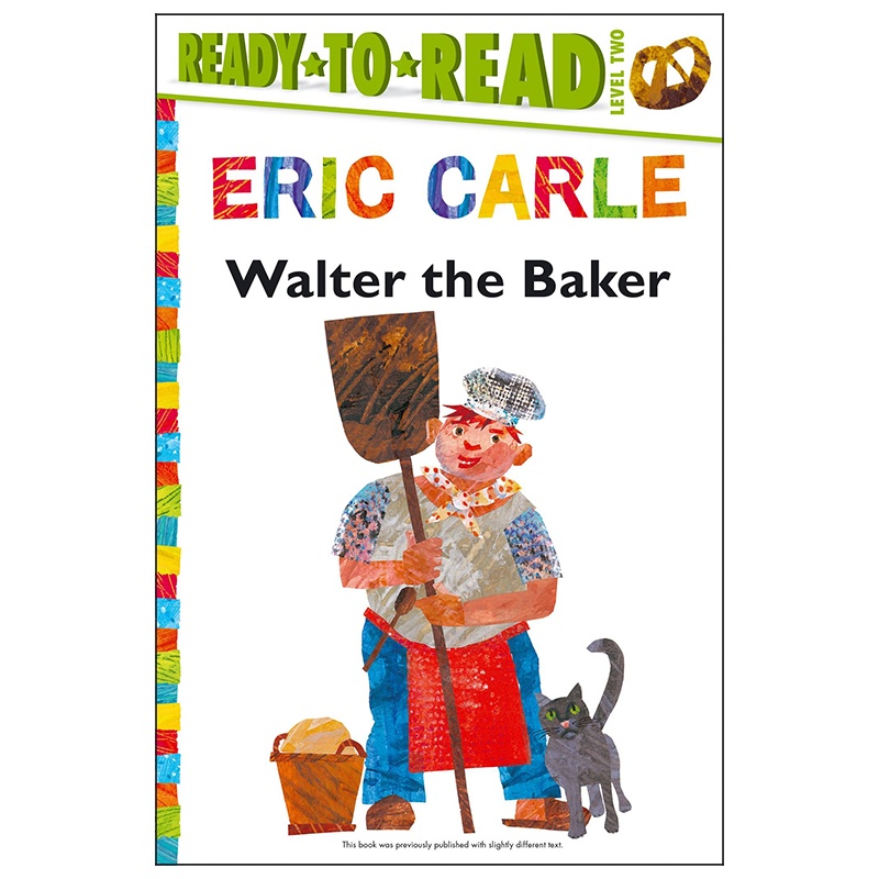 Walter the Baker (Eric Carle 艾瑞·卡爾繪本)