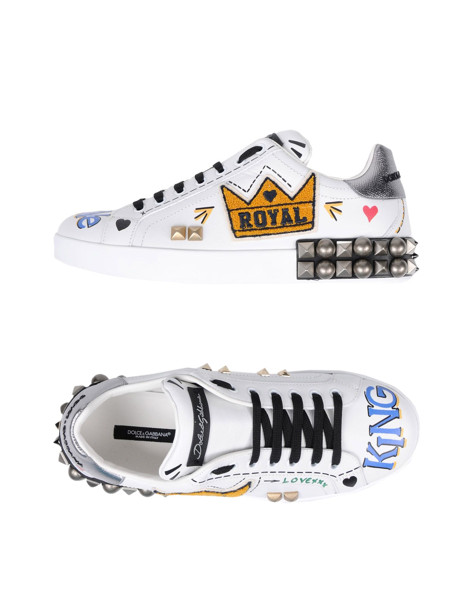DOLCE & GABBANA Low-tops & sneakers - Item 11515100