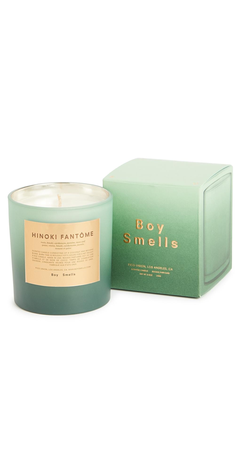 Boy Smells Hinoki Fantome Candle