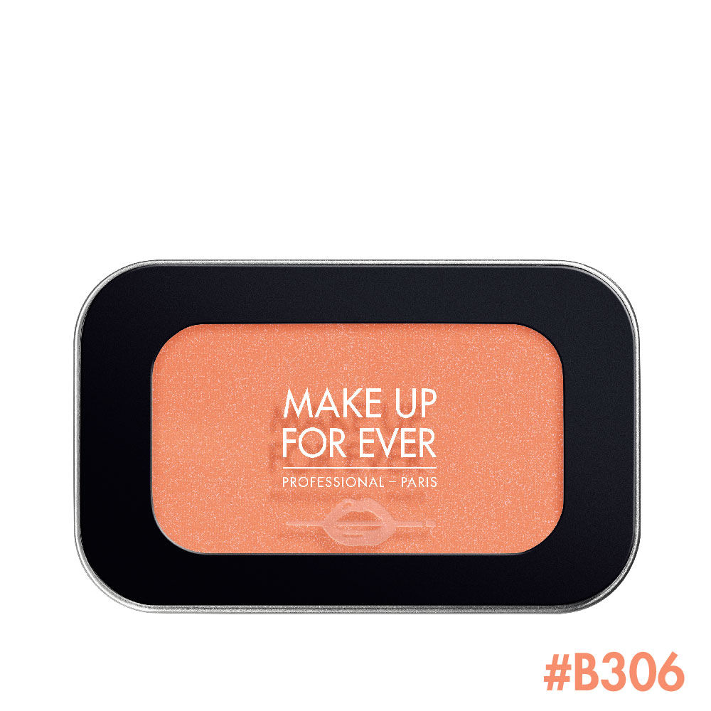 【腮紅】藝術大師玩色頰彩蕊心 B306-暖蜜橙- MAKE UP FOR EVER