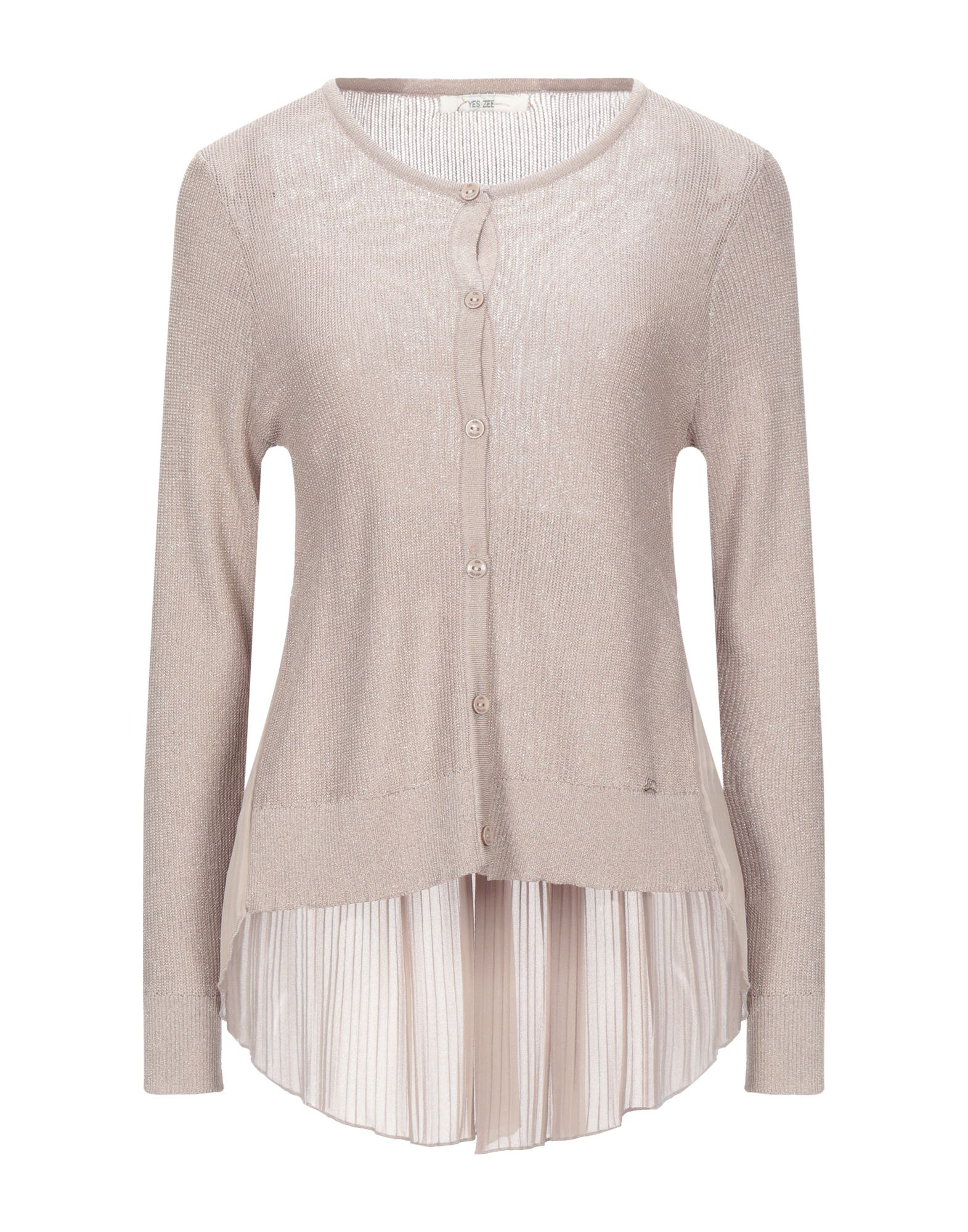 YES ZEE by ESSENZA Cardigans - Item 14099928