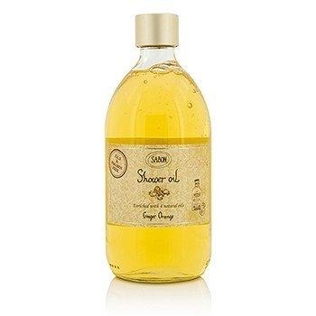 SW SABON-5 沐浴油-薑汁甜橘 500ml