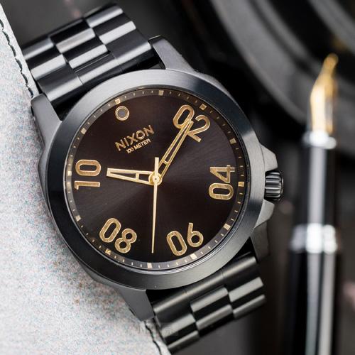【618年中慶加碼! 下單紅利2%回饋!】NIXON  THE RANGER 45 威風軍人簡約腕錶 A521-1031 手錶 熱賣中!