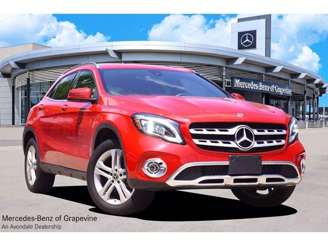 [訂金賣場]Certified 2020 GLA 250 SUV