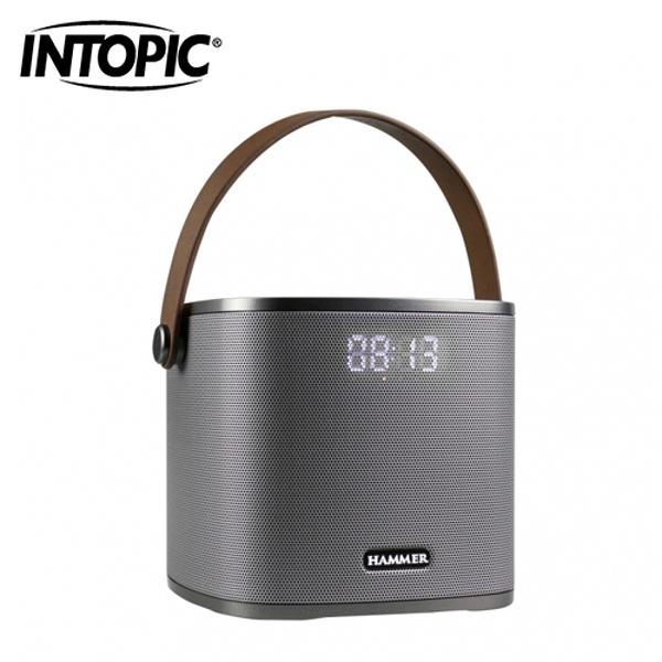 【INTOPIC 廣鼎】多功能重低音藍牙喇叭(SP-HM-BT272)