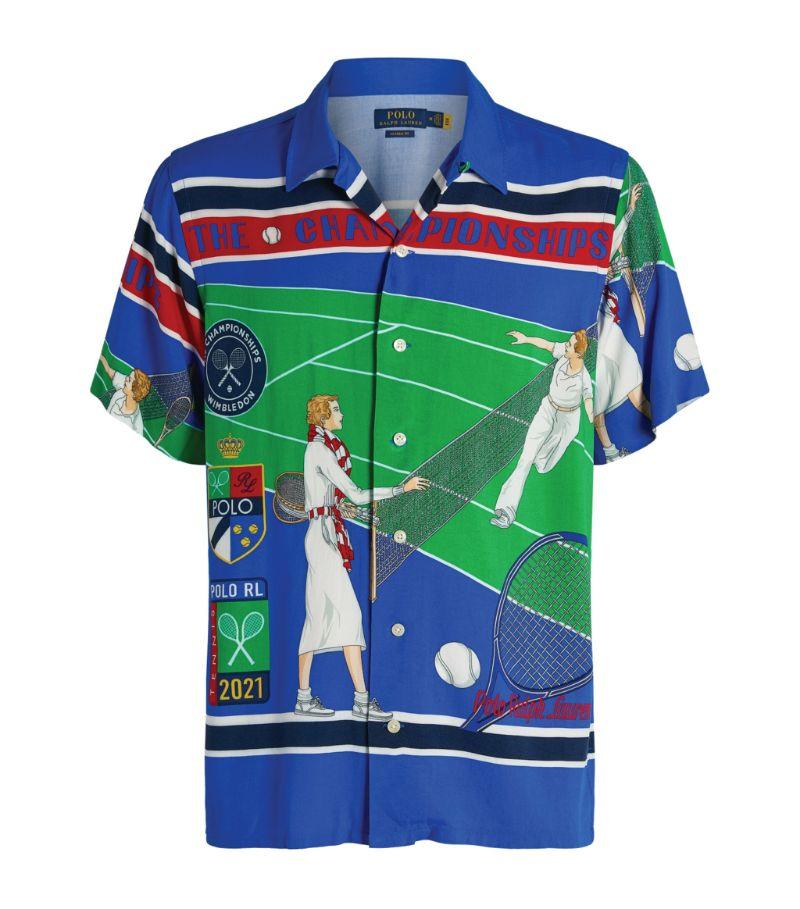 Polo Ralph Lauren + Wimbledon Tennis Match Shirt