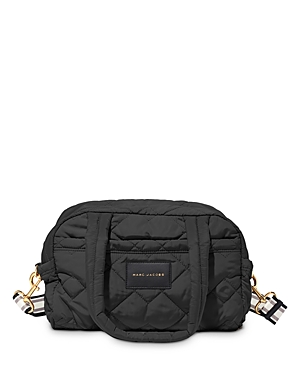 Marc Jacobs Diamond Quilted Small Weekender