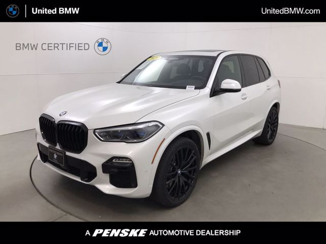 [訂金賣場]Certified 2020 BMW X5