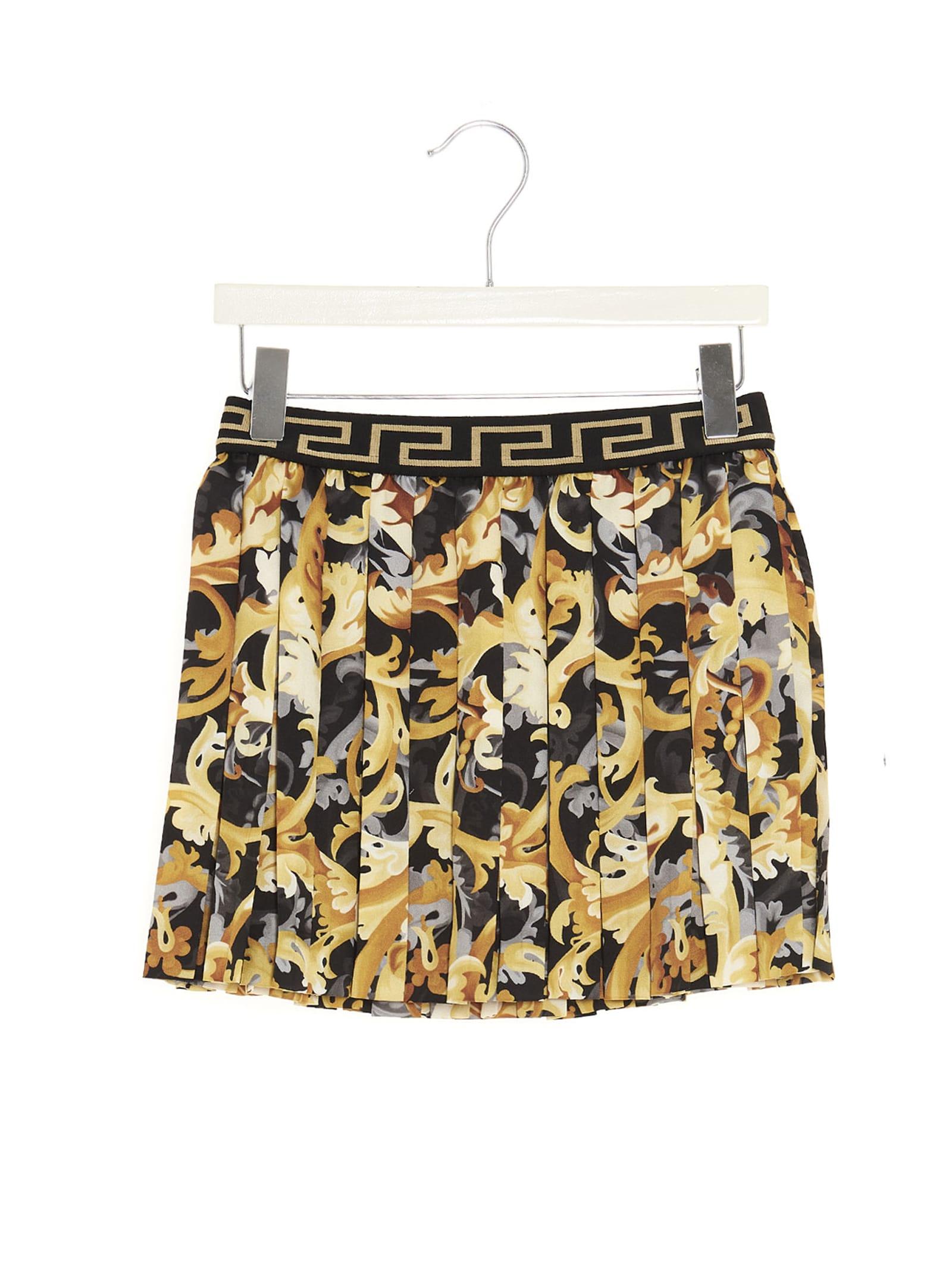 Young Versace barocco Skirt