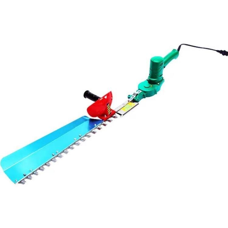 充電式電動修剪綠籬機家用剪花草園林綠化剪茶葉灌木叢修枝籬笆剪 快速出貨