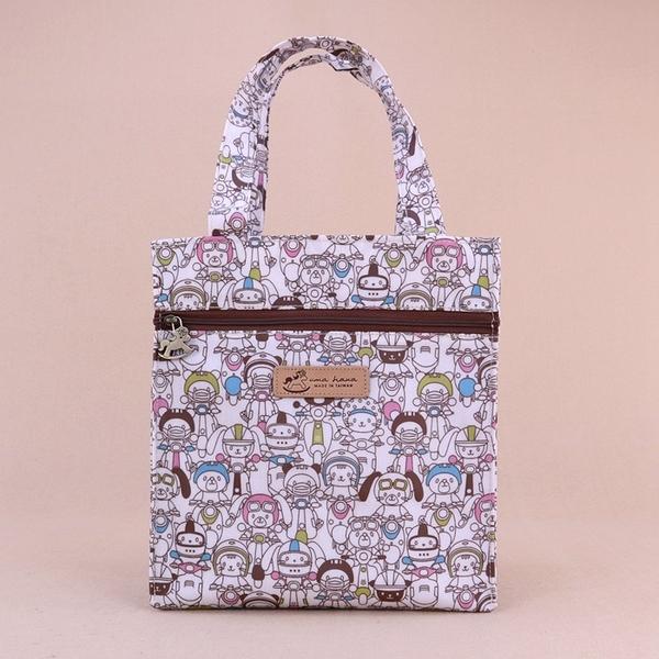 雨朵防水包 u400-066 朴荷提袋