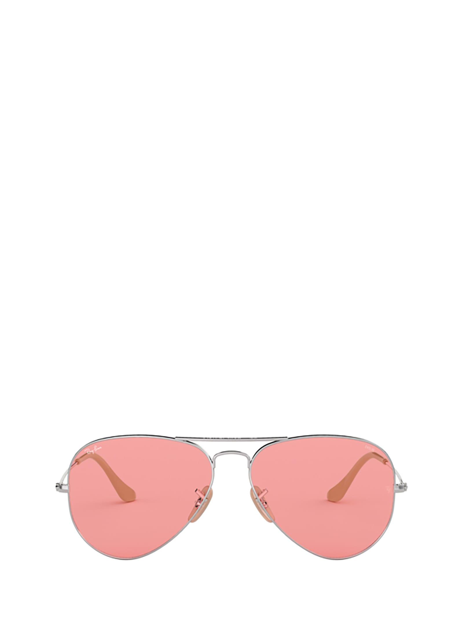 Ray-Ban Ray-ban Rb3025 Silver Sunglasses
