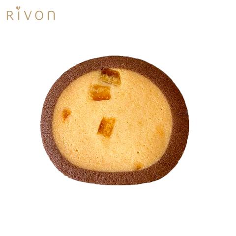 【Rivon經典單賣】藍莓雙色螺旋餅