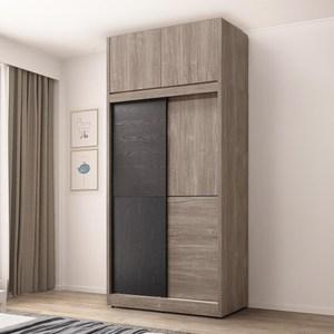 波爾多4衣櫥+上櫃