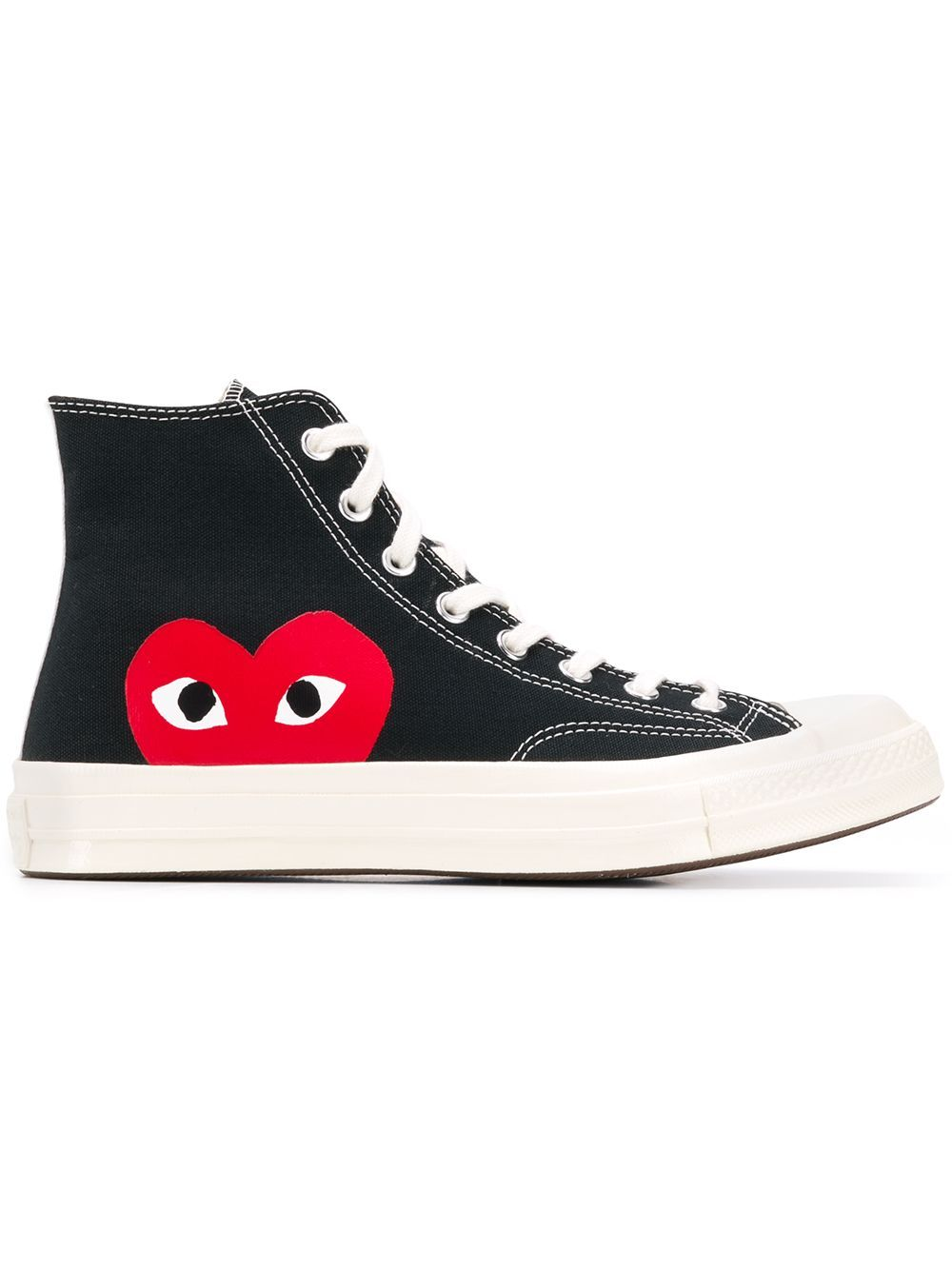 Comme des Garcons Sneakers Black