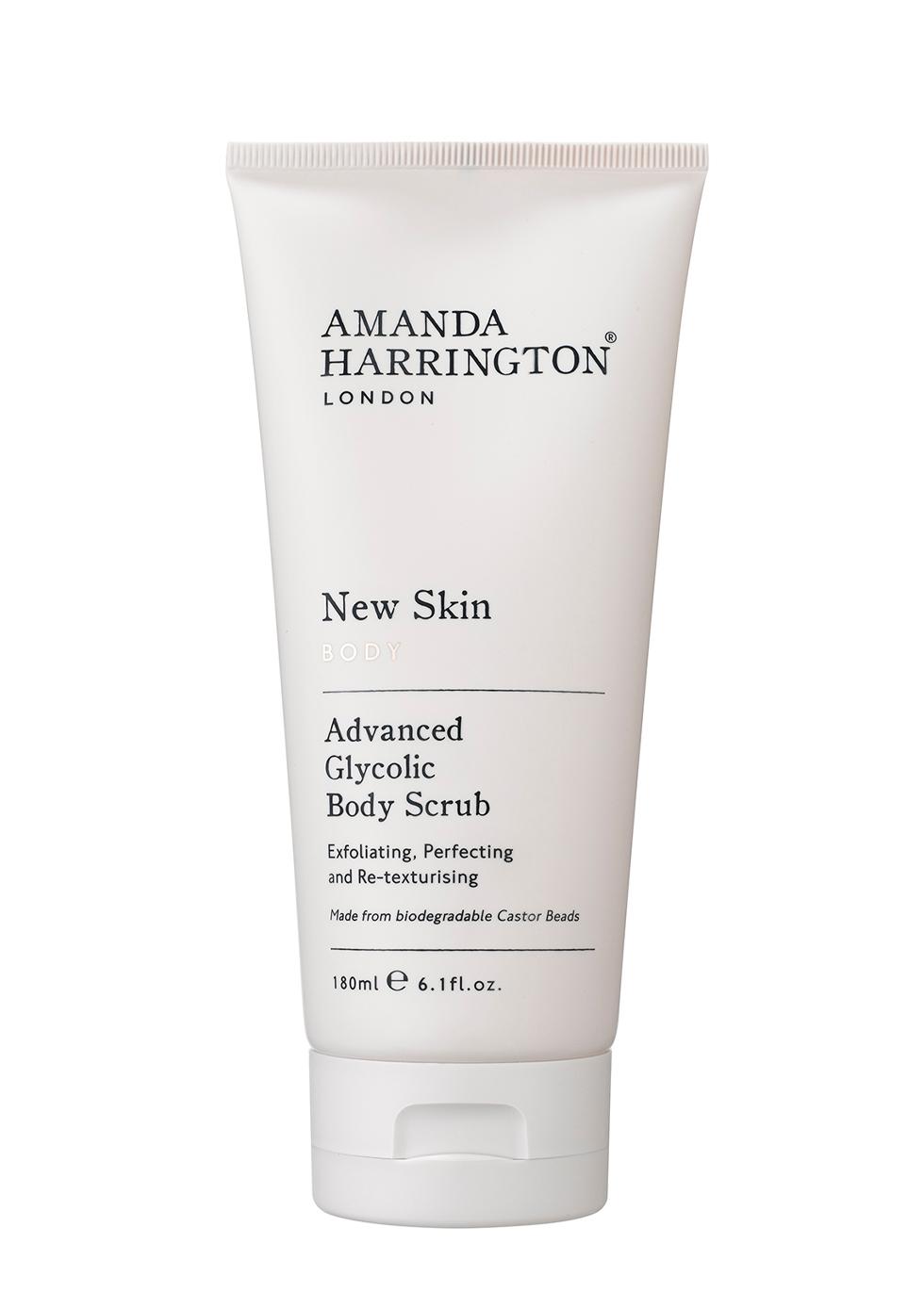 New Skin Body Advanced Glycolic Body Scrub 180ml