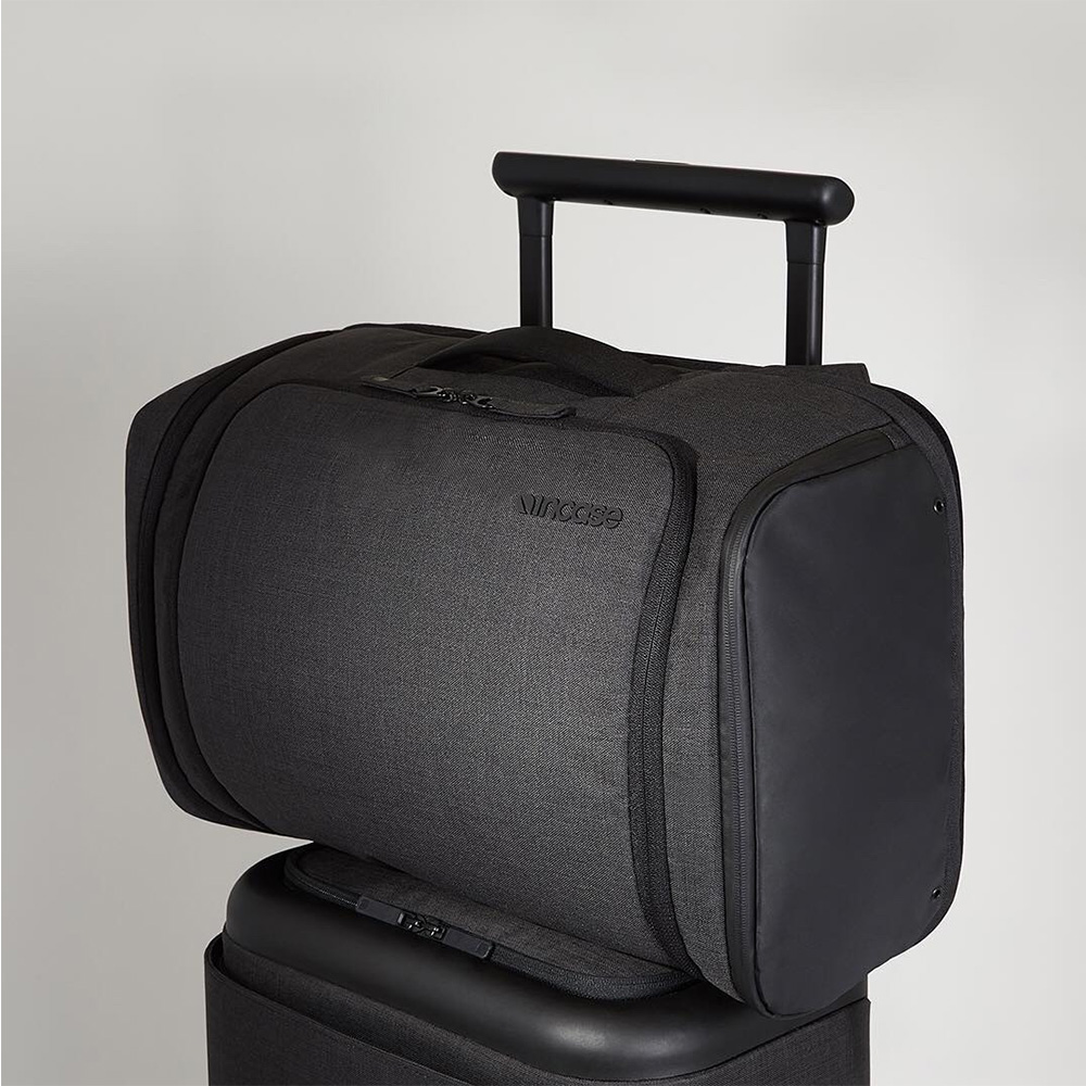 Incase ProTravel Backpack with Woolenex 15 吋旅行電腦後背包 - 石墨黑