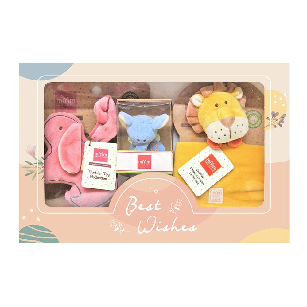 【北投之家】彌月嬰兒禮盒 寵愛寶貝玩具組【CH000A1003】