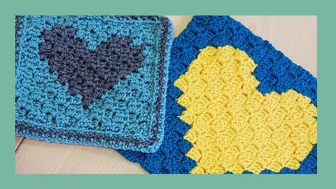 Crochet Corner to Corner Technique