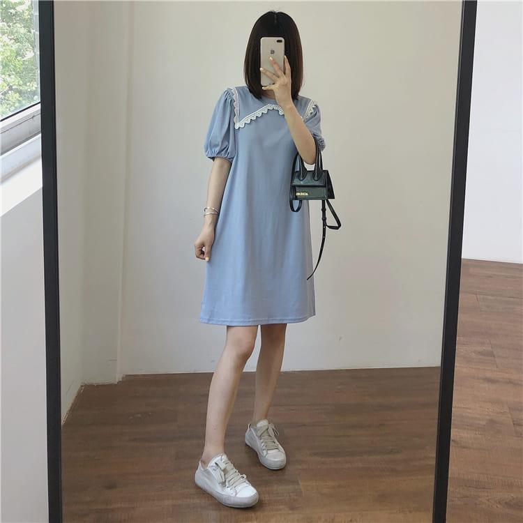 【missy shop】心尖上的溫柔連衣裙-A0045-7078530