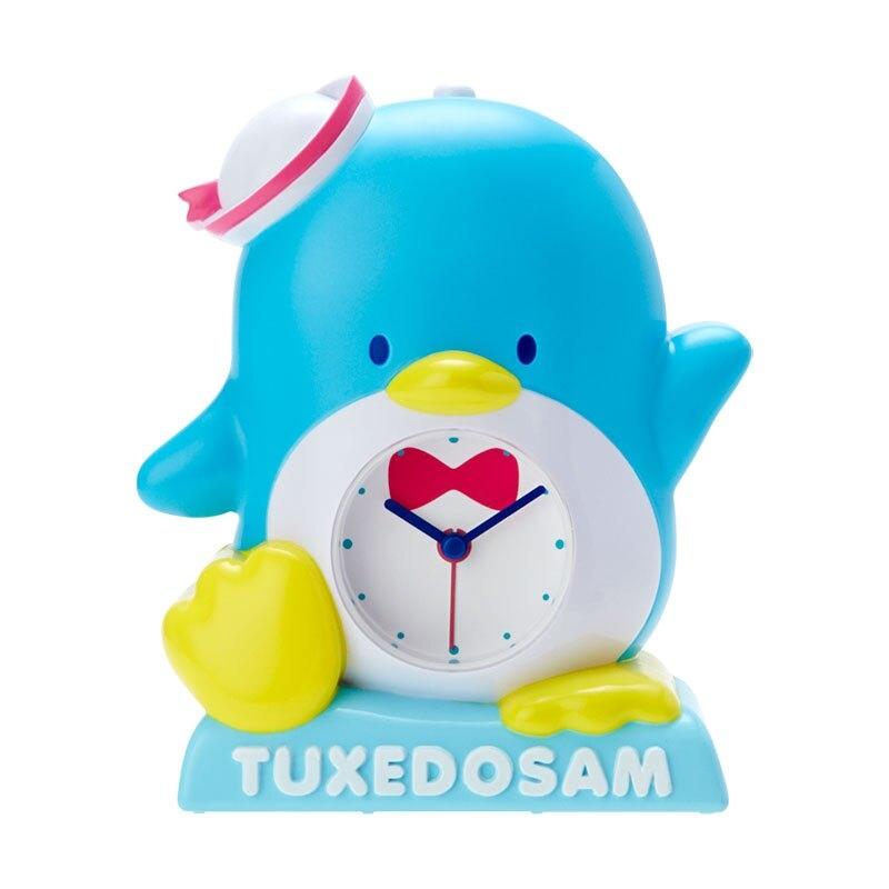 小禮堂 山姆企鵝 造型鬧鐘 (生日快樂系列)