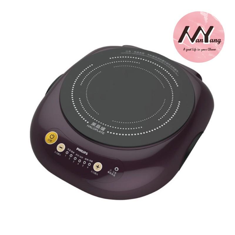 【Philips 飛利浦】不挑鍋黑晶爐 (HD4998/HD-4998)