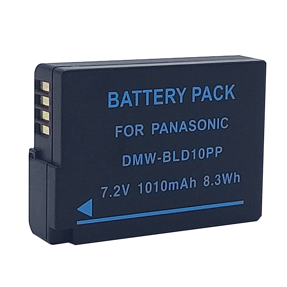 鋰電池 for Panasonic DMW-BLD10 (DB-DMW-BLD10) 全解碼