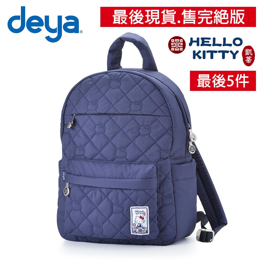 Hello Kitty x 故宮 氧氣旅行後背包