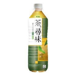 黑松 茶尋味新日式綠茶 590ml(4入/組)