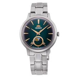 ORIENT 東方錶 SUN&MOON系列 RA-KB0005E【限量】日月相腕錶 / 34.3mm