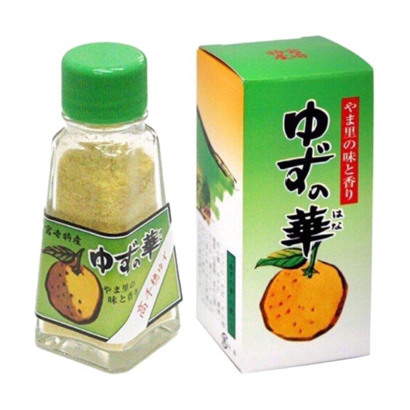 【豆嫂】日本調味 日之影 柚華 柚子粉(20g)