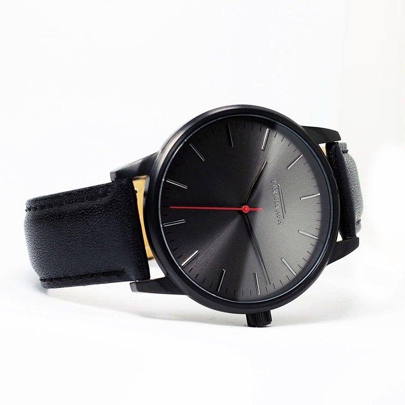 Minimal 手錶 - 42 系列 / Slate Black