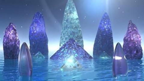 Cristales Etricos Atlantes