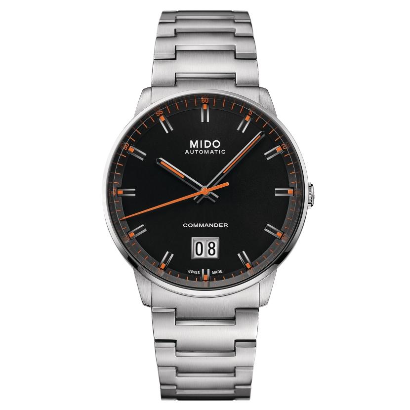 MIDO美度 M0216261105100 / 大日期視窗顯示機械腕錶 / 動力儲存80小時 / 42mm