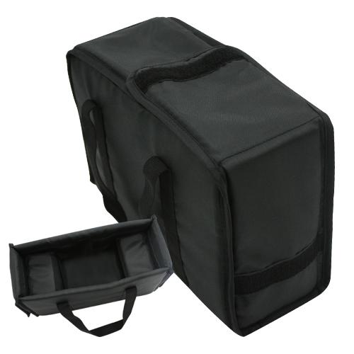 一機兩鏡側背包型相機內袋防護套 黑