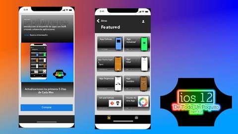 Desarrollo de Apps con Swift IOS 12 Migrando Curso a IOS 13