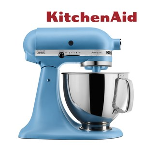 KitchenAid 桌上型攪拌機 5Q 絲絨藍