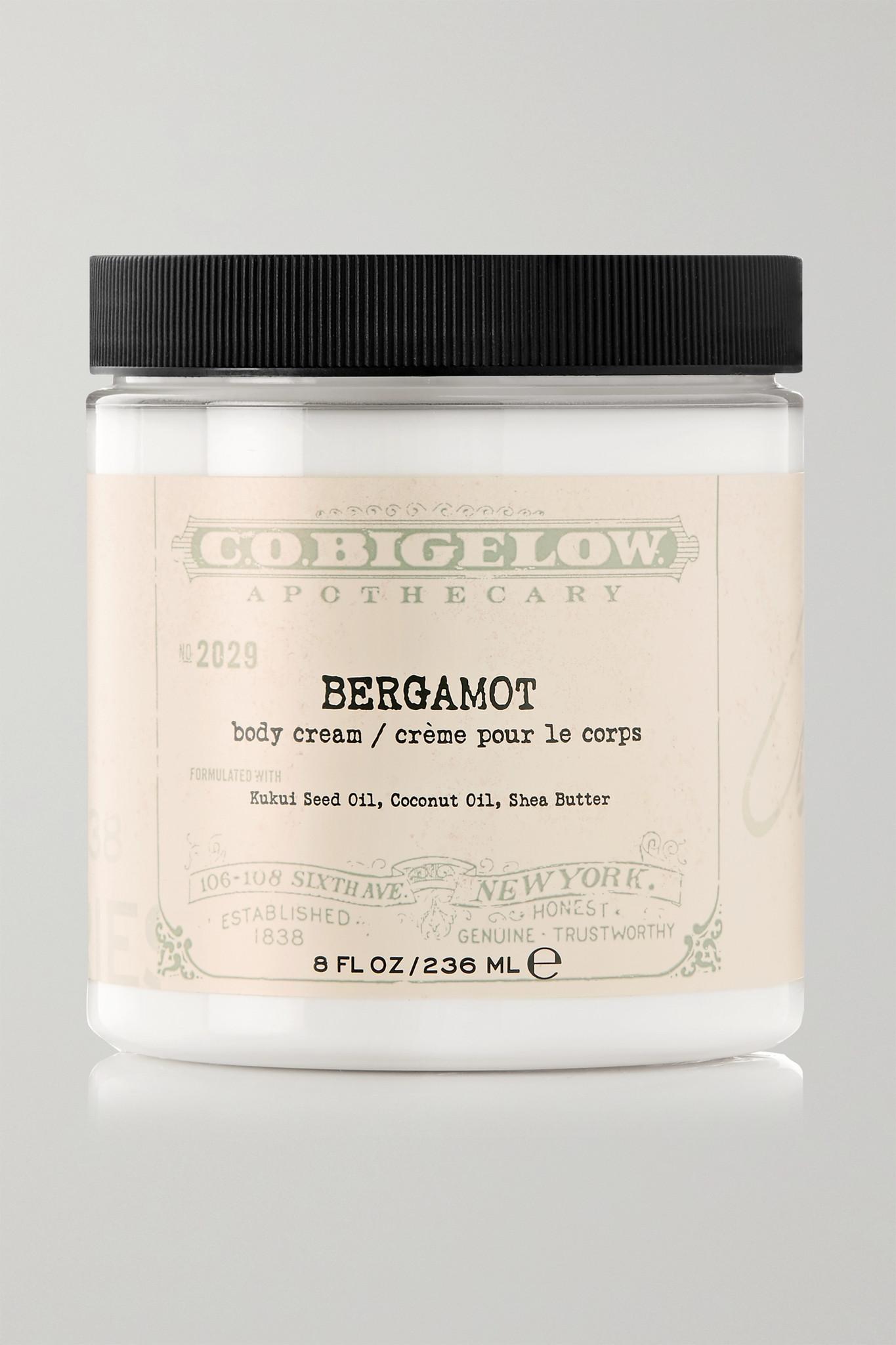 C.O. BIGELOW - Bergamot Body Cream, 236ml - one size