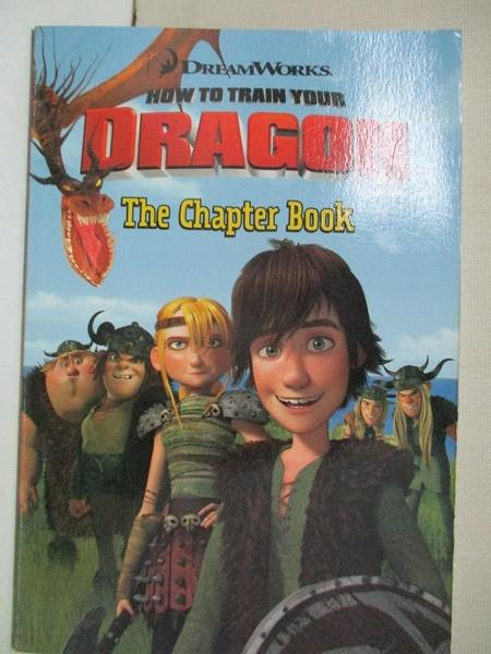 【書寶二手書T1/少年童書_HHY】How to Train Your Dragon: The Chapter Book_Bright, J. E. (ADP)