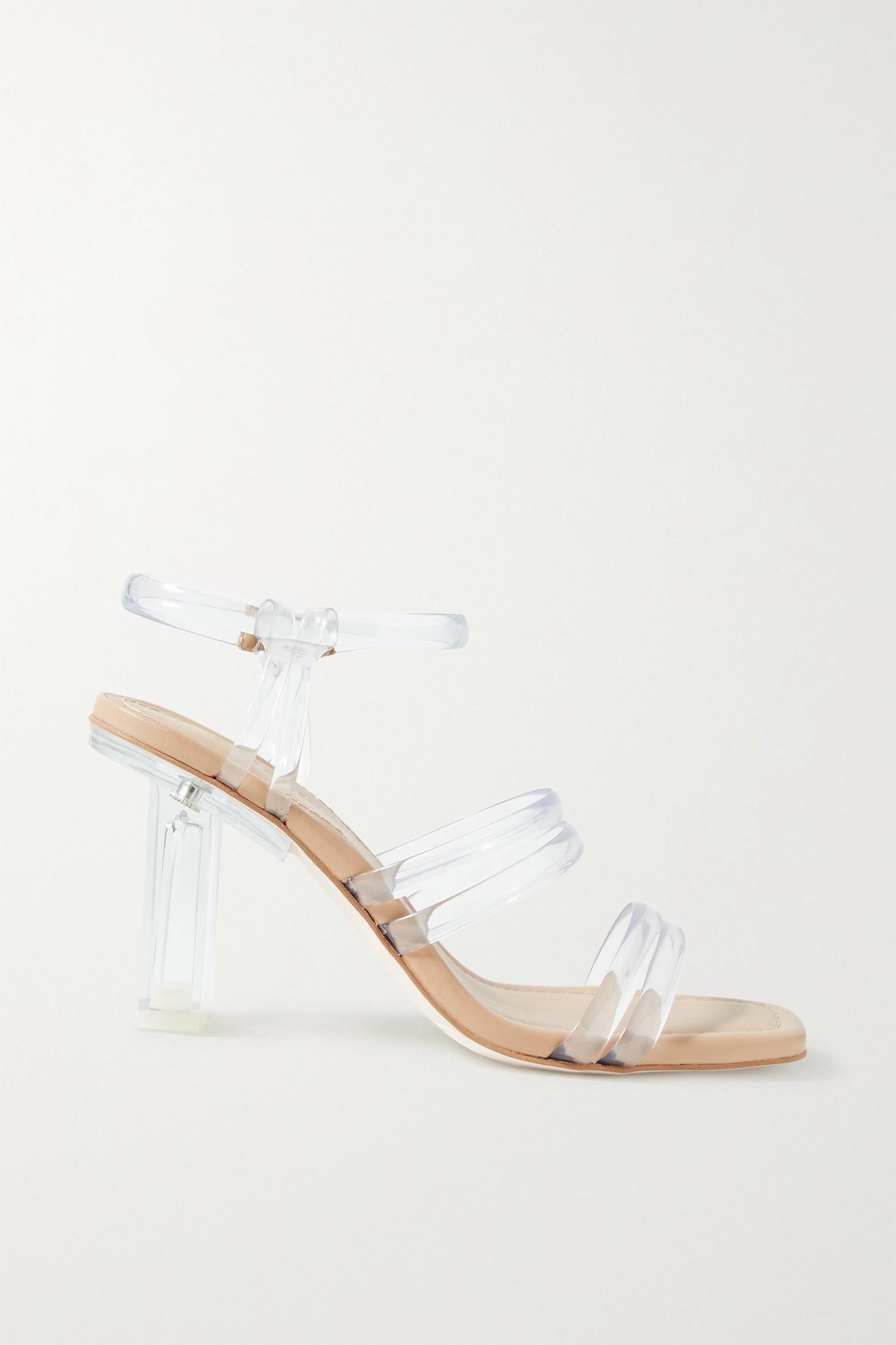 CULT GAIA - Kayla Pvc Sandals - Neutrals - IT36.5