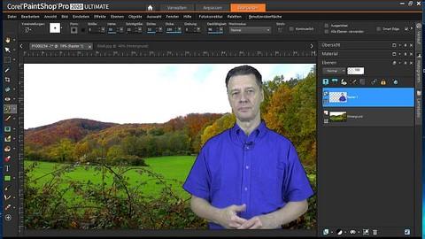 Corel PaintShop Pro fr Einsteiger
