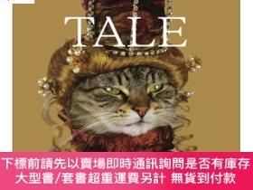 二手書博民逛書店罕見原版 A Cat s Tale A Journey Through Feline History PaY4